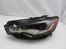 2012 2013 2014 2015 AUDI A6 NON LED OEM LEFT XENON HID HEADLIGHT