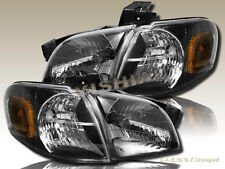 97-05 Venture, Silhouette, Transport & Montana Headlights & Corner Lights 4 pcs