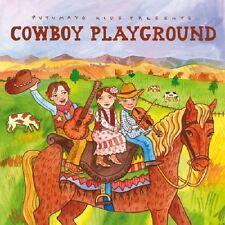 PUTUMAYO KIDS PRESENTS/COWBOY PLAYGROUND  CD NEU