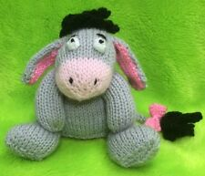 eeyore knitting pattern eBay
