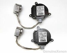 2x OEM Nissan Infiniti Xenon HID Ballast Igniter Controller Unit Computer Module