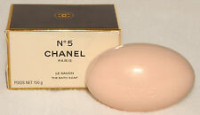 CHANEL N°5 - The Bath Soap - PERFUME SCENTED - 5.3 oz / 150g *BRAND NEW in BOX!