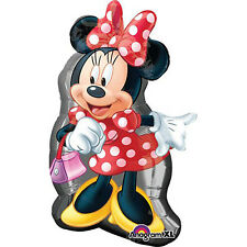Disney Minnie Mouse Full Body Balloon 32in ~ Birthday Party Decorations Supplies
