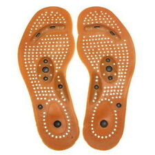 New Hot Health Foot Feet Care Magnetic Therapy Massage Insole Shoe Thenar Pad BQ