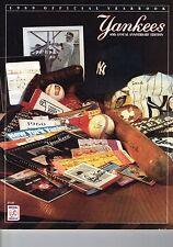 1989 New York Yankees MLB Baseball YEARBOOK