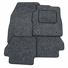 SKODA OCTAVIA SCOUT 2007 ONWARDS TAILORED ANTHRACITE CAR MATS