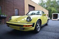 Porsche: 911 S Targa