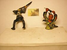 """Soldatino ToySoldier  ISAS Made in Italy """" Progetto Restauro """" cm 7,5"""