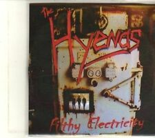 (DT725) The Hyenas, Filthy Electricity - 2011 DJ CD
