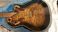 1992 Ovation Collector Series '92 Acoustic/Electric Guitar