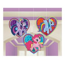 My Little Pony Honeycomb Hanging Decorations (Pack of 3) - 295513