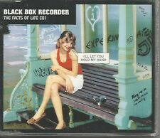 Luke Haines BLACK BOX RECORDER Facts of Life 2 UNRELEASED CD single The Auteurs