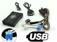ALFA ROMEO 147 USB Adattatore Interfaccia ctaarusb001 AUTO AUX SD Input MP3 3,5 mm Jack