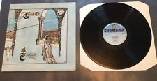 GENESIS 'Trespass' UK Press Gatefold Vinyl LP Record 1970 CHARISMA CHC 12
