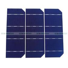 "20pcs 6""x2"" 30W Mono Solar Cell for Cellphone Battery Charging DIY Solar System"