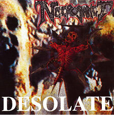 NECROSANCT - Desolate CD (Abhorrent Prod., 2014) *UK Grind/Death re-issue