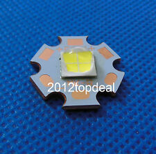 Cree XLamp XHP70 6V Cool White 6500K LED Emitter 4022lm@32W LED on 20mm Star