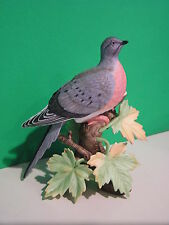 LENOX PASSENGER PIGEON Extinct Bird sculpture NEW in BOX with COA