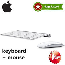 Brand New OEM Apple Wireless Keyboard with Apple Magic Bluetooth Mouse