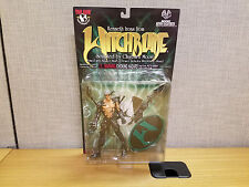 Witchblade Kenneth Irons action figure, Moore Action Collectibles, New!