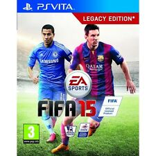 FIFA 15 PS Vita Game Brand New