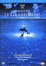 Le Grand Bleu / Luc Besson, Jean-Marc Barr, Jean Reno, 1988 / NEW
