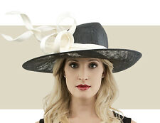 NWT AUTH PHILIP TREACY SMALL OVAL KENTUCKY DERBY HAT