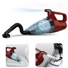 12 Volt Long Cable Cyclonic Hand Held Vacuum Filter Cleaner Home Car Air Clean