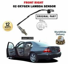 FOR LEXUS  LS430 3UZ-FE 2000-2006 NEW FRONT RIGHT SIDE 02 OXYGEN LAMBDA SENSOR