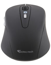 Technotech Bluetooth Wireless Optical Mouse for Laptop Desktop Mobile Tablet