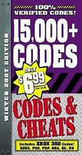 Codes & Cheats (Winter, 2007), Prima Games, 0761553371, Book, Very Good