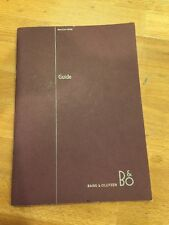 Bang & Olufsen   Beocom 6000 MK2 User Guide  Complete and unsealed