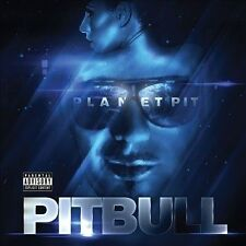 PITBULL  PLANET      CD      BRAND NEW  SEALED  FREE SHIPPING