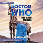 Doctor Who : The Myth Makers (Classic TV Soundtrack) (CD-Audio, 2008)