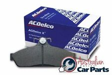 Mazda 2 Front Disc Brake Pads DY 2002-2007 1.5l  genuine GM Acdelco new