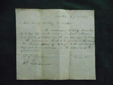 Committee Recommendation for ...Jesse Collinson for Lieutenant, Aug. 12, 1862