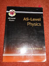 CGP AS- Level Physics Complete Revision and Practice