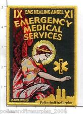 New York - Angel EMS NY Fire Dept Patch 9-11 343 Never Forget