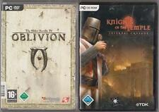 The Elder Scrolls IV 4 Oblivion + Knights of the temple Despedazador Crusade PC