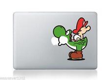 Mario Vinyl Cute Apple Macbook Pro Air 13 Inch Mac Sticker Skin Decal For Laptop