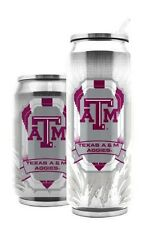Texas A&M Aggies Stainless Steel Thermo Can - 16.9oz [NEW] Tumbler Coffee