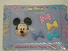 Disney Minnie Mouse Magnetic Picture Frame Mickey Clubhouse Bow-Tique Bows