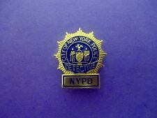 NYPD Detective mini shield - NYC Police Detective mini badge - NYPD PBA - NYC