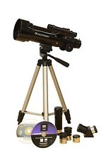 NEW Celestron Travelscope 70 Telescope Kit Portable Inc Tripod Extra Eye-Pieces