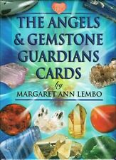 The Angels & Gemstone Guardian Cards by Margaret Ann Lembo New & Sealed