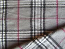 SOFT CASHMERE CLAN SCARF - SCOTTISH FAMILY TARTANS - THOMSON GRAY