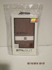 StilGut UltraSlim Genuine Leather FOR LG OPIMUS G-FREE SHIP GERMAN MADE NISP!!!!