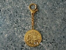 Feng Shui = Increase Life Force Medallion Keychain