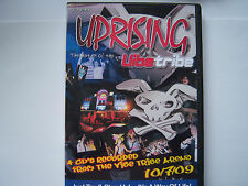 UPRISING -10.7.09 -RETURN OF THE VIBE TRIBE - VIBE TRIBE ARENA 4 PACK - CD