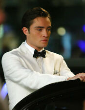 Ed Westwick UNSIGNED photo - E1955 - SEXY!!!!